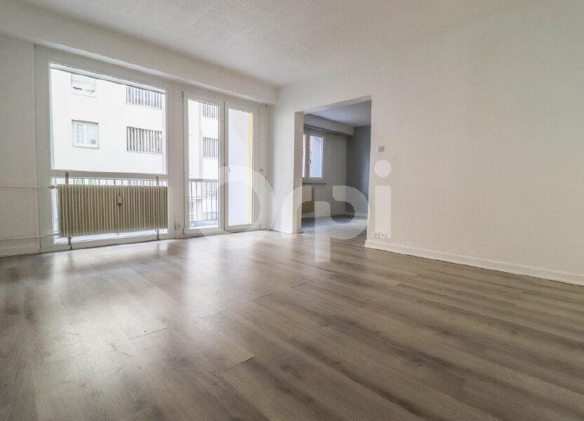 Appartement à louer 74m2 à Colmar