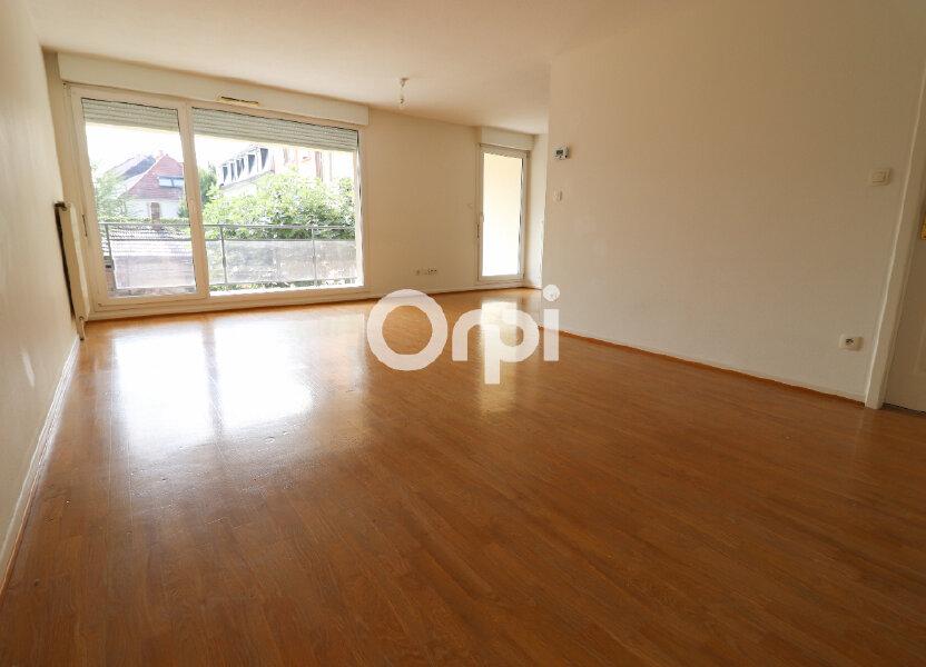 Appartement à louer 69.72m2 à Colmar
