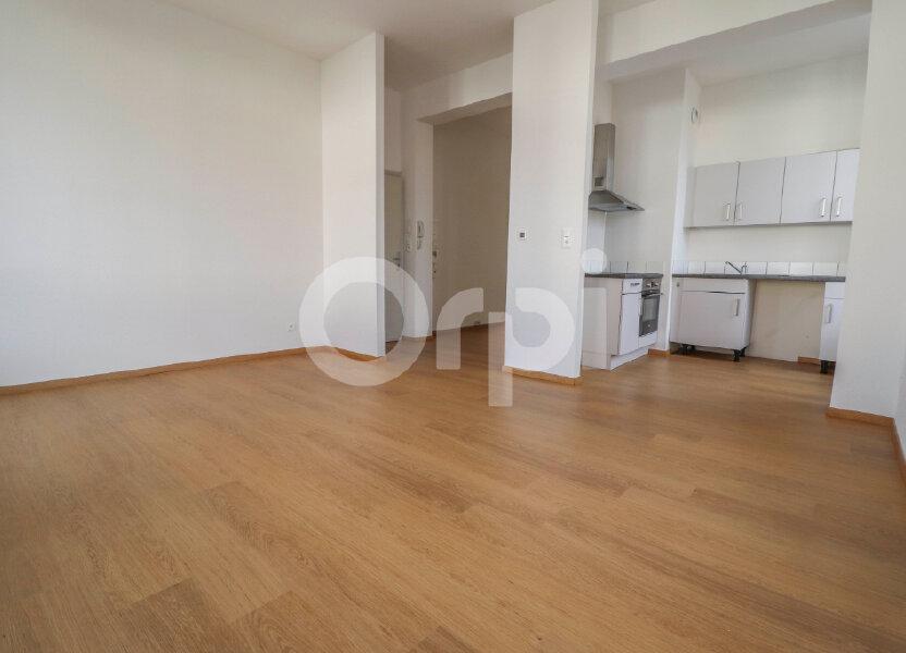 Appartement à louer 49.66m2 à Horbourg-Wihr