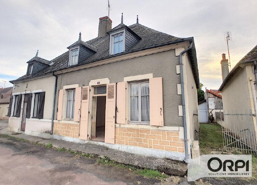 Maison à vendre 140m2 à Bannegon