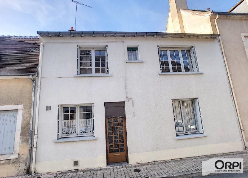 Maison à vendre 113m2 à Saint-Amand-Montrond