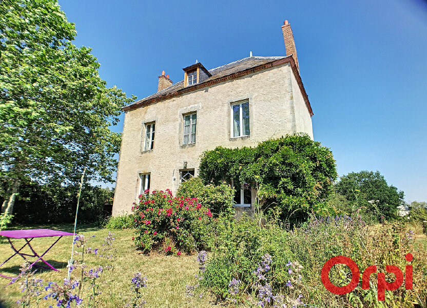 Maison à vendre 132m2 à Hérisson
