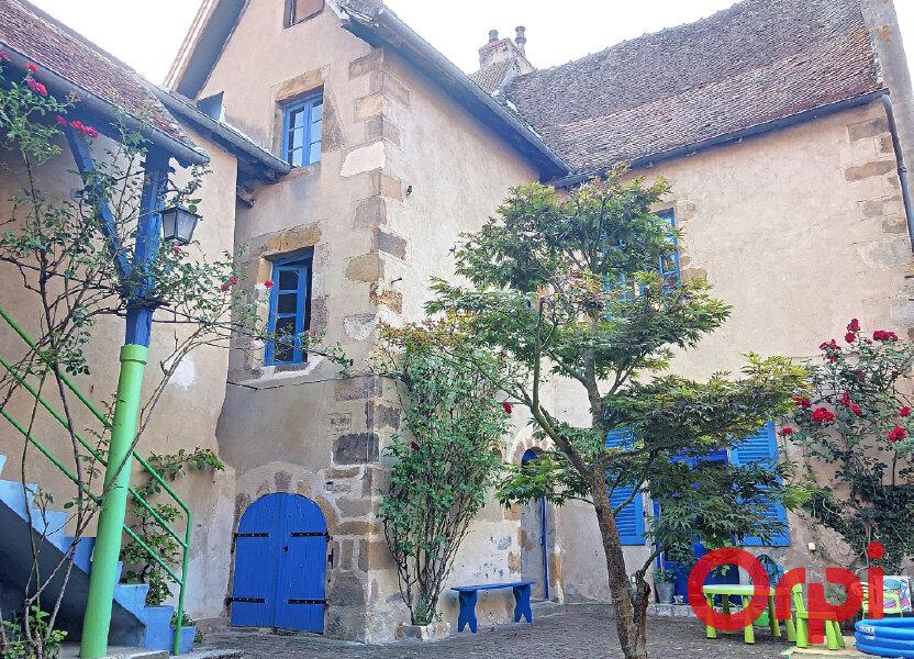 Maison à vendre 105.5m2 à Hérisson