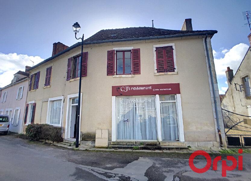 Maison à vendre 153m2 à Bessais-le-Fromental