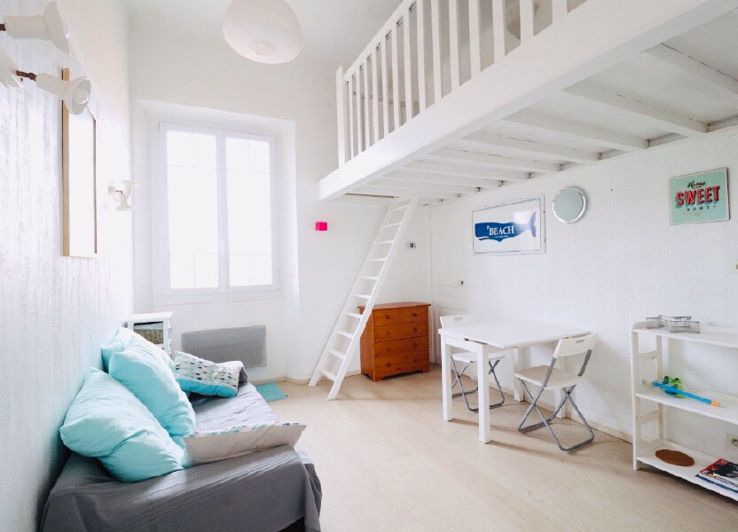Appartement à vendre 30m2 à Saint-Cyr-sur-Mer