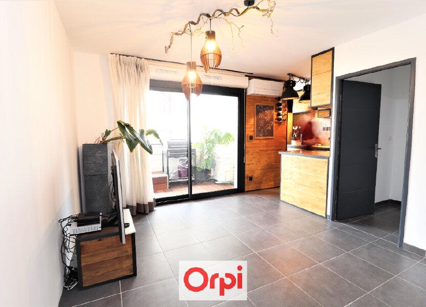 Appartement à vendre 55.84m2 à La Seyne-sur-Mer