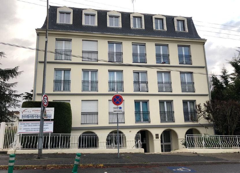 Appartement à louer 39.8m2 à Melun