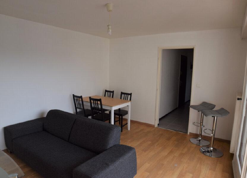 Appartement à louer 39.61m2 à Annemasse
