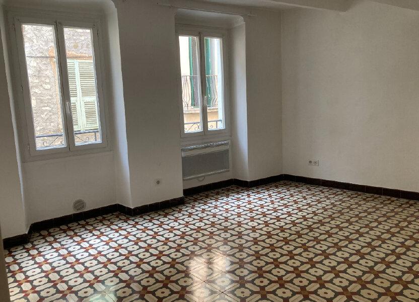 Appartement à louer 45.1m2 à L'Escarène