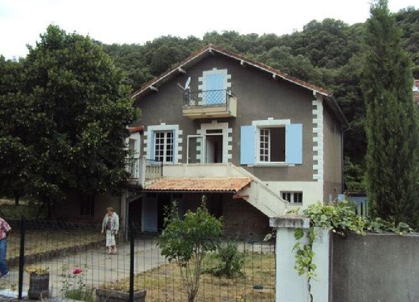 Maison à louer 115m2 à Les Salles-du-Gardon