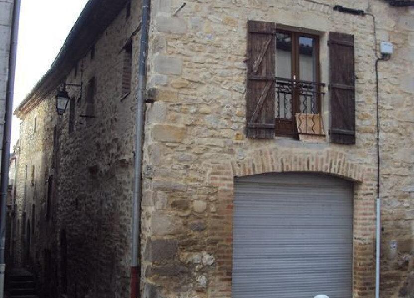 Maison à louer 46m2 à Saint-Sauveur-de-Cruzières