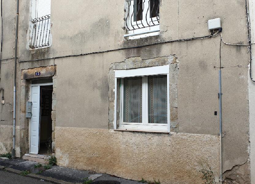 Appartement à louer 40.58m2 à Bessèges