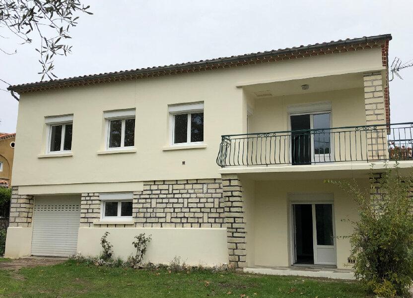 Maison à louer 123m2 à Saint-Ambroix