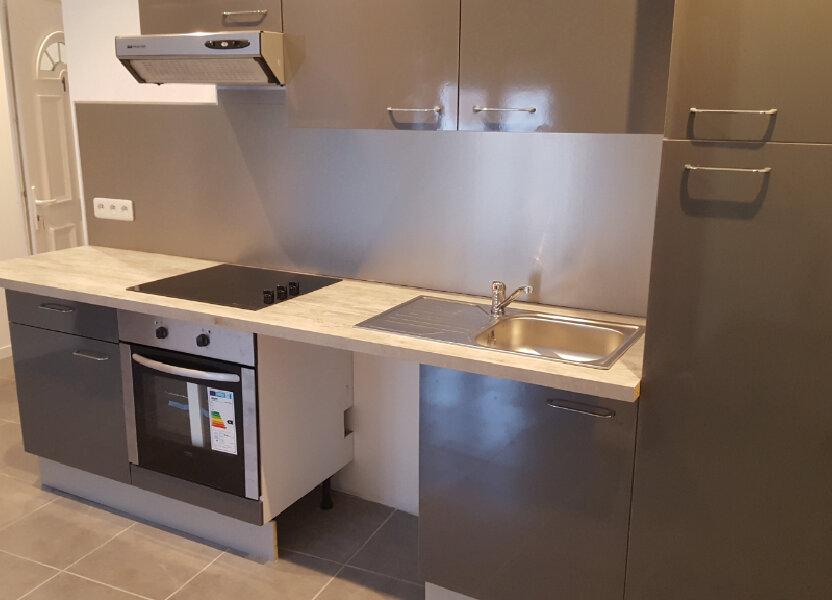 Appartement à louer 35m2 à Bessèges