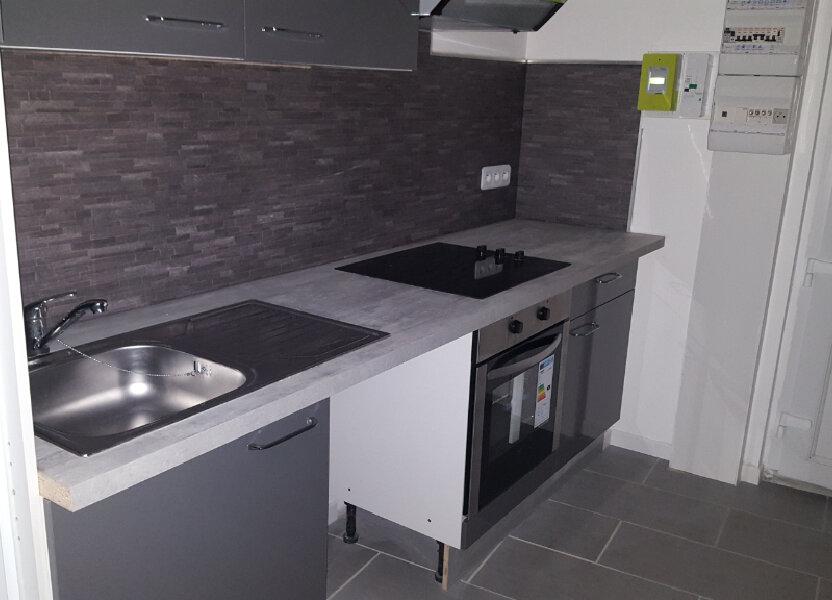 Appartement à louer 28.5m2 à Bessèges