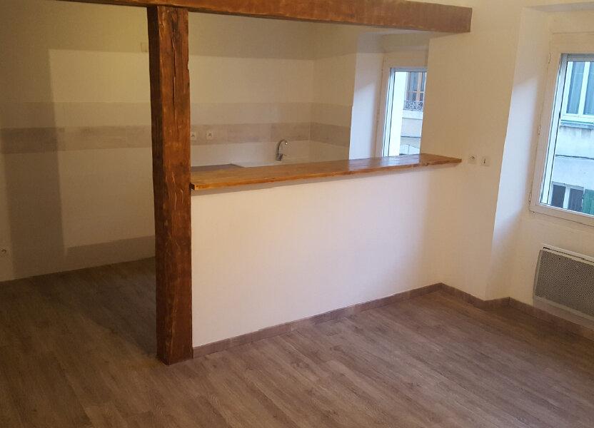 Appartement à louer 51.26m2 à Bessèges