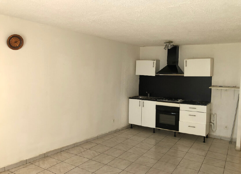 Appartement à louer 46m2 à Saint-Ambroix
