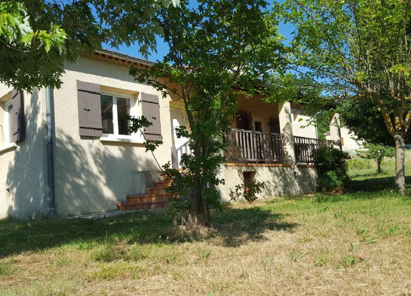 Maison à louer 89.3m2 à Saint-Jean-de-Maruéjols-et-Avéjan