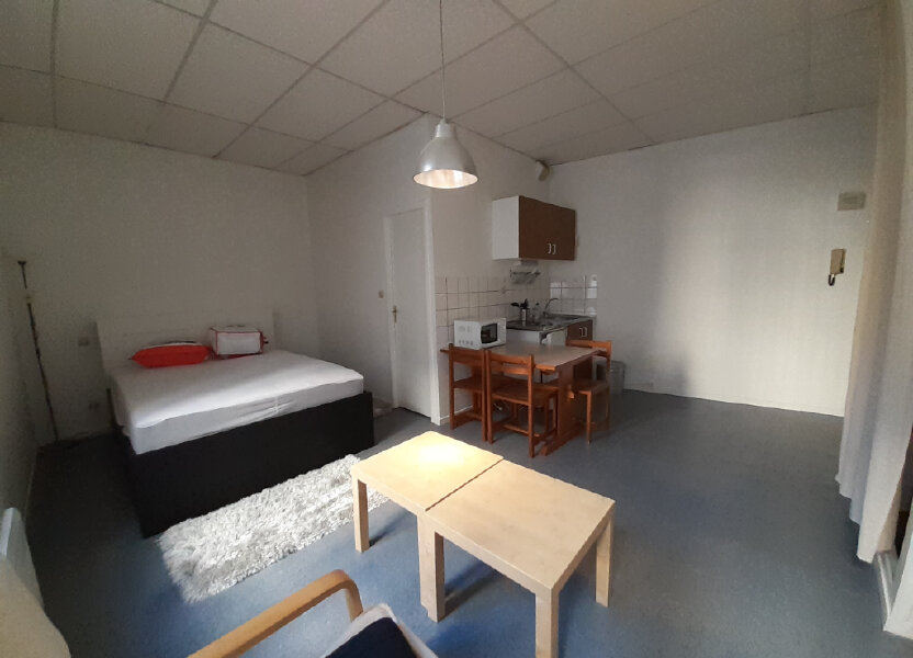 Appartement à louer 26.73m2 à Nancy