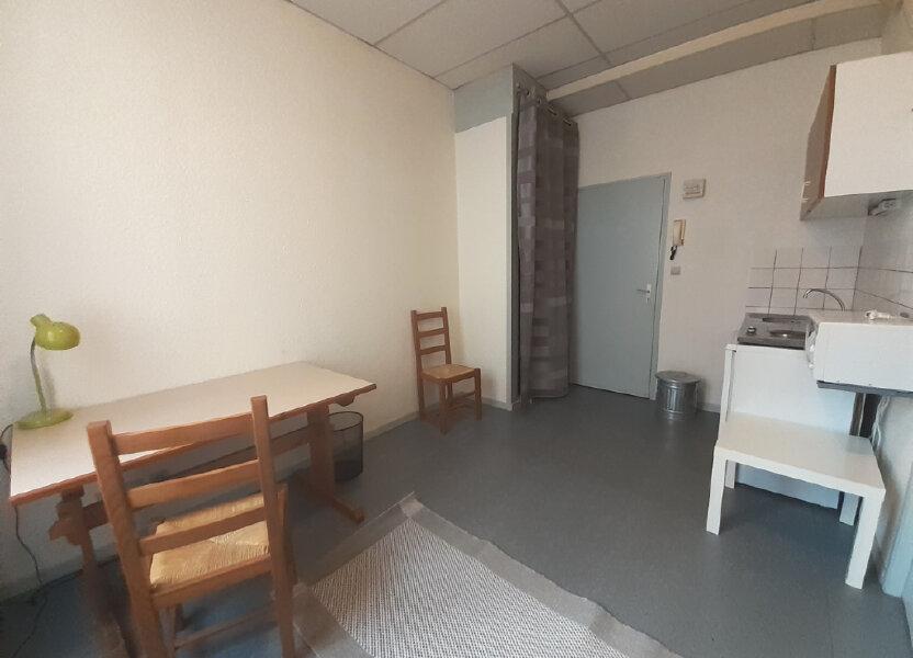Appartement à louer 19m2 à Nancy