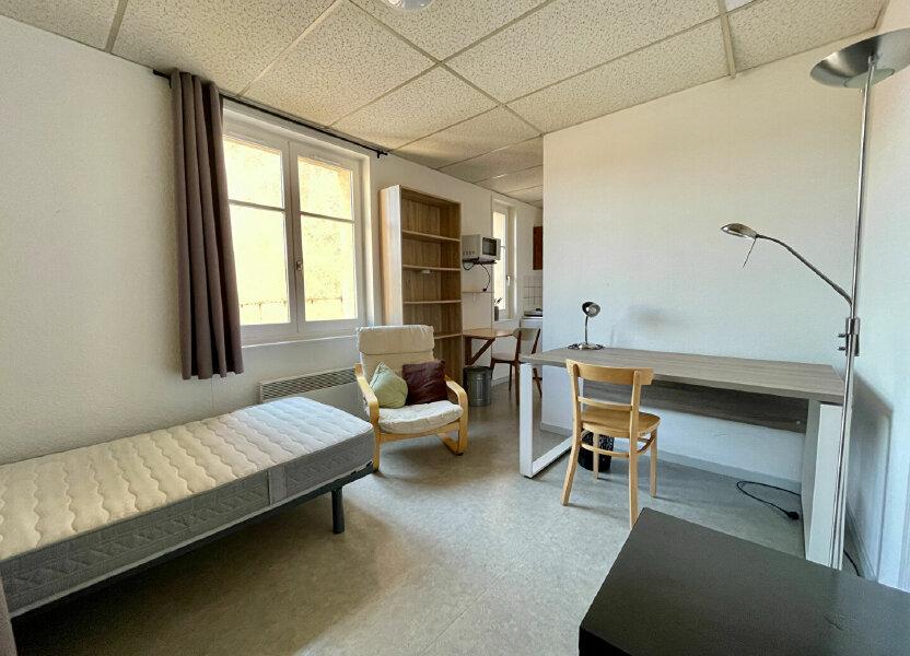 Appartement à louer 18.89m2 à Nancy