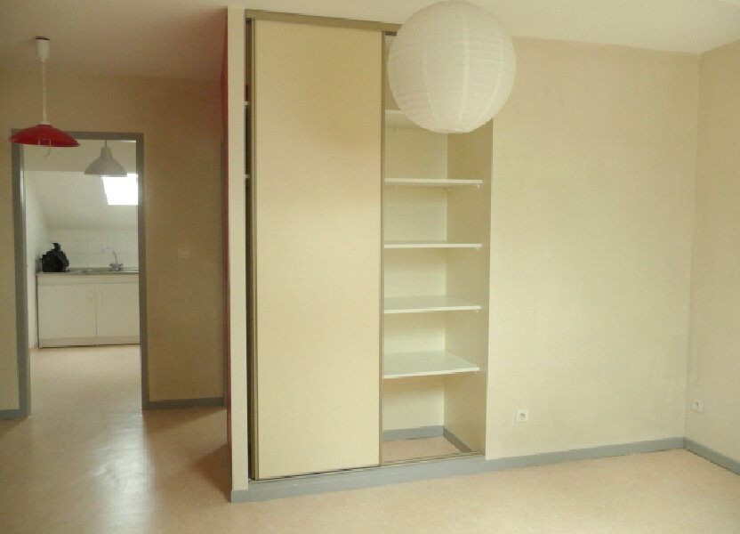 Appartement à louer 35.09m2 à Nancy