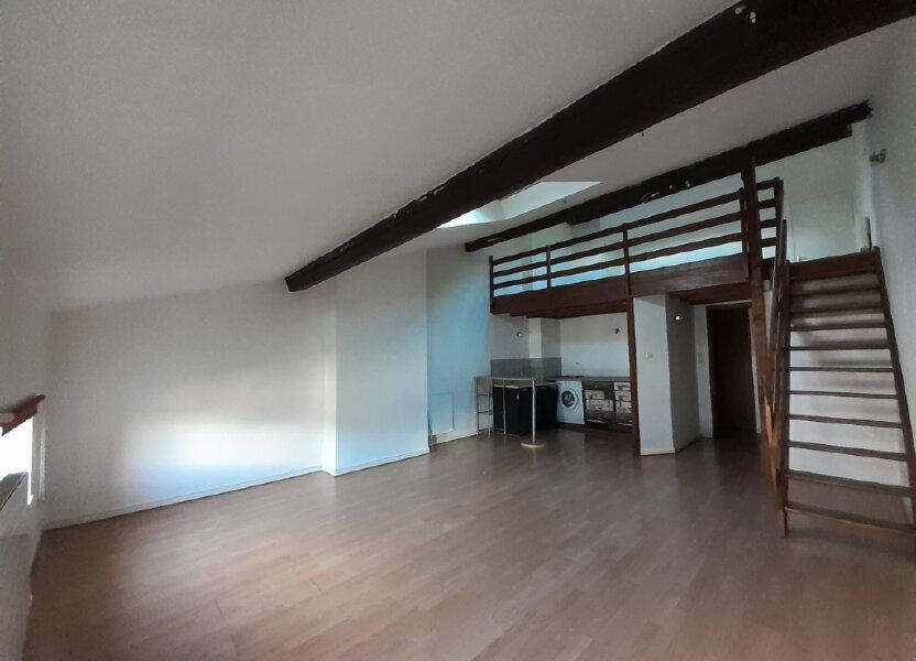 Appartement à louer 49.34m2 à Nancy