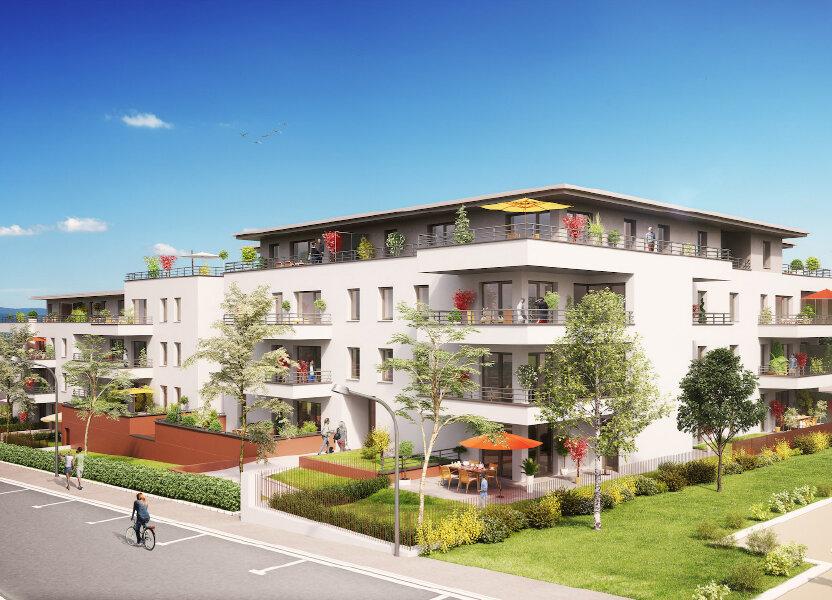 Appartement à louer 41.56m2 à Villers-lès-Nancy