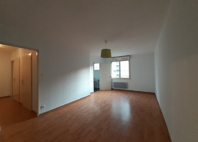 Appartement à louer 53m2 à Nancy