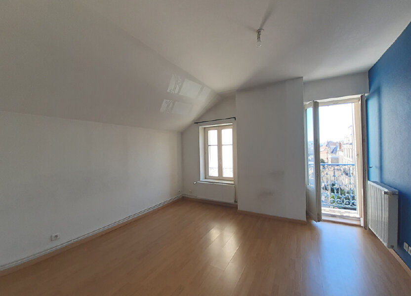 Appartement à louer 50.82m2 à Nancy