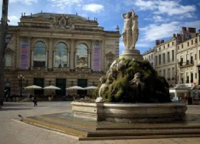 Appartement à louer 53.82m2 à Montpellier