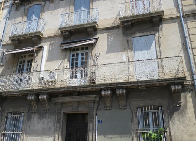 Appartement à louer 72.36m2 à Montpellier