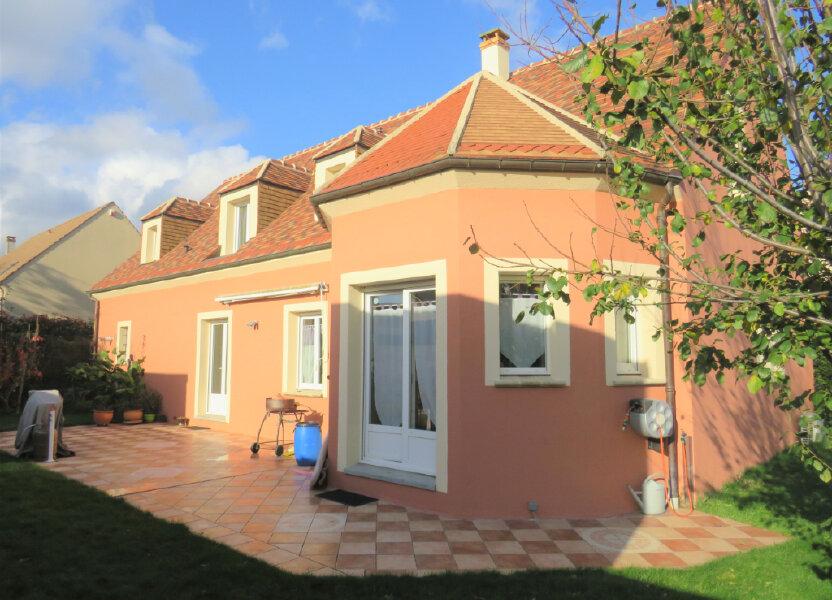 Maison à vendre 182m2 à Belloy-en-France