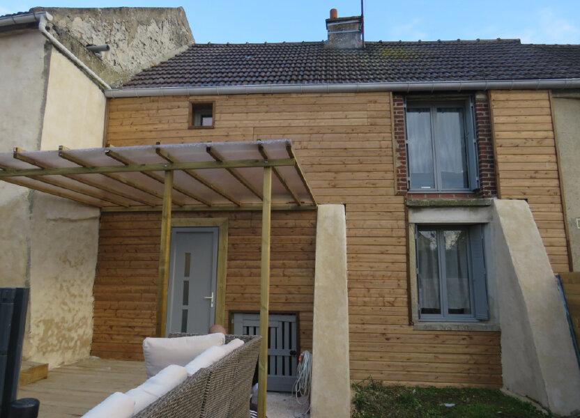 Maison à vendre 115m2 à Jagny-sous-Bois