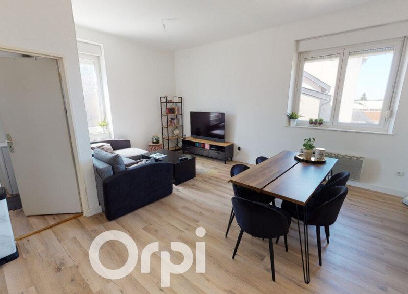 Appartement à louer 42m2 à Audun-le-Tiche