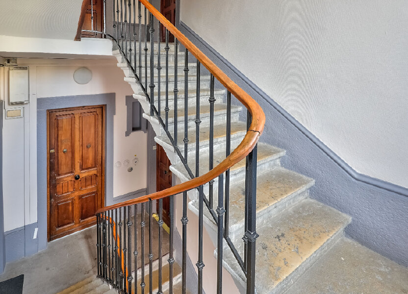 Appartement à vendre 71.97m2 à Villeurbanne