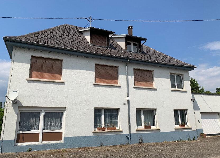 Appartement à louer 68m2 à Steinbourg