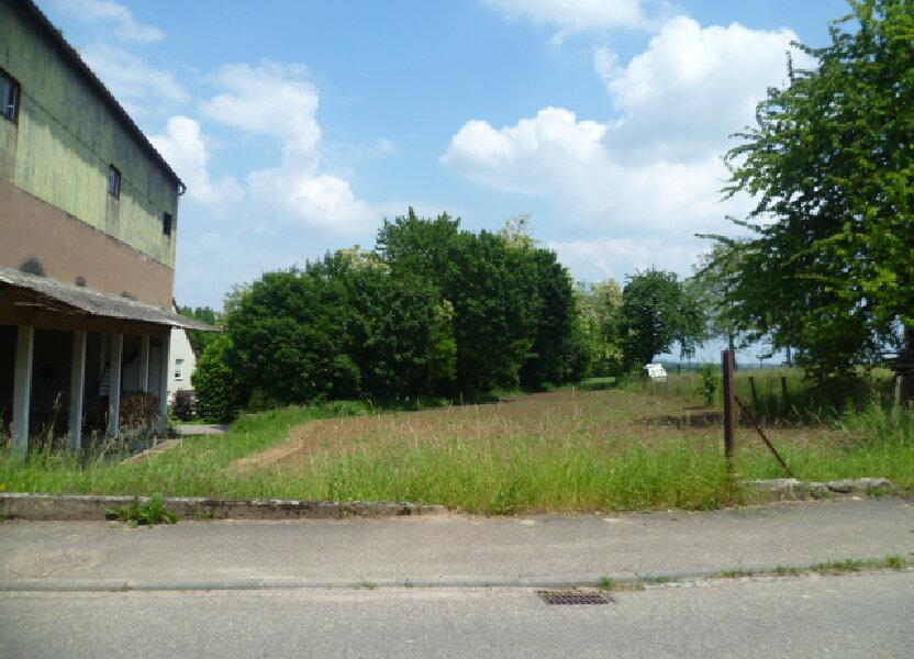 Terrain à vendre 3300m2 à Donnenheim