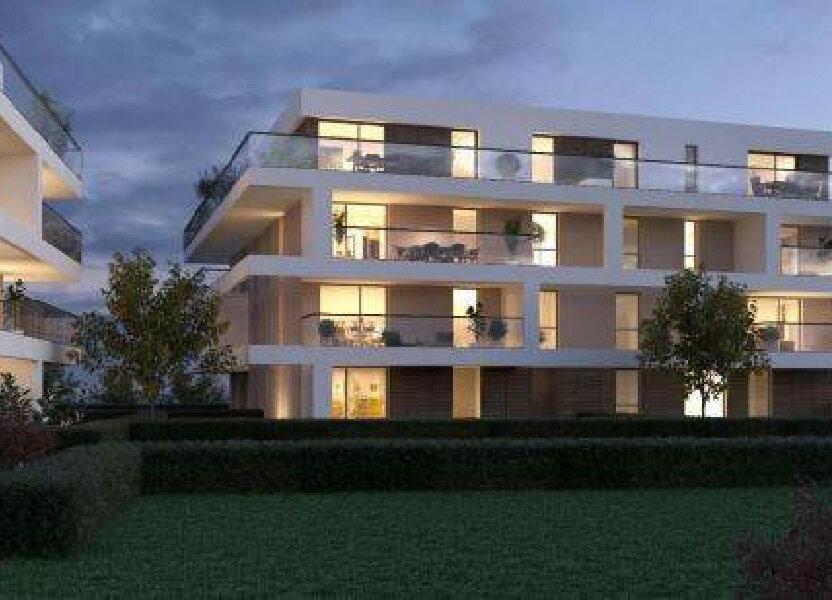 Appartement à louer 61.84m2 à Achenheim