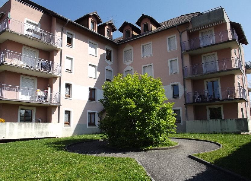 Appartement à louer 73.73m2 à Albens