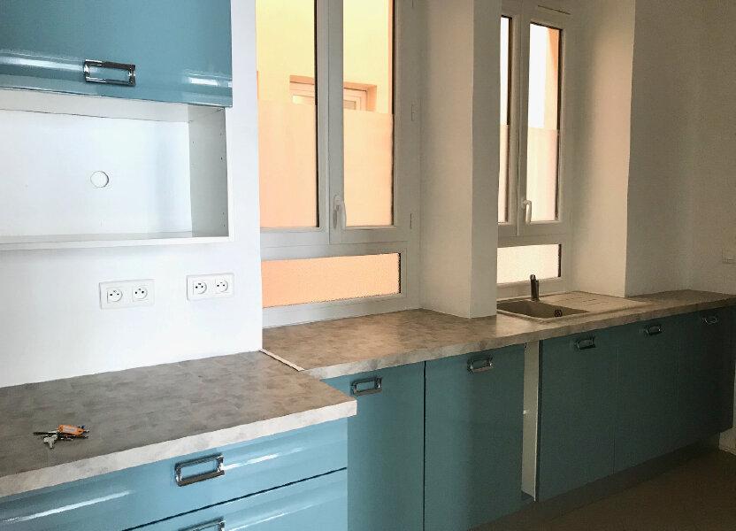 Appartement à louer 39m2 à Nice