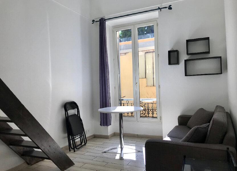 Appartement à louer 18.12m2 à Nice