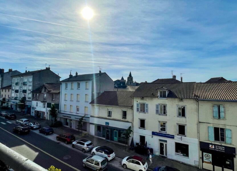 Appartement à louer 35m2 à Saint-Junien