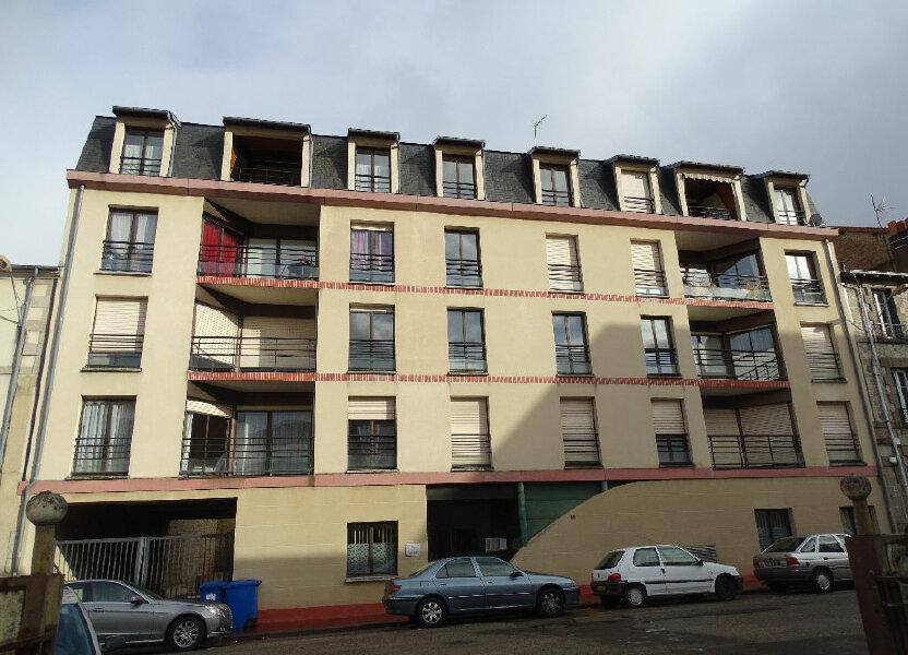 Appartement à louer 49.09m2 à Limoges