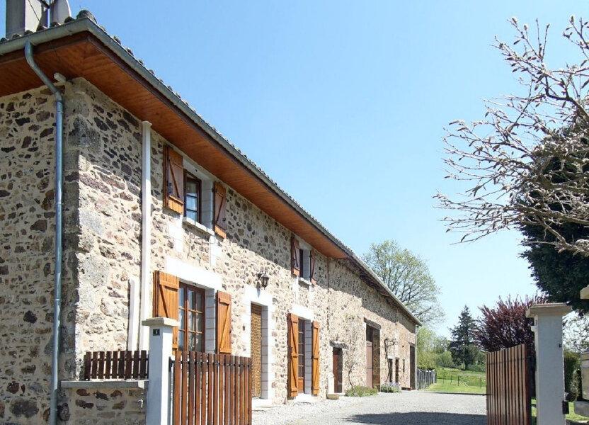 Maison à vendre 140m2 à Chéronnac