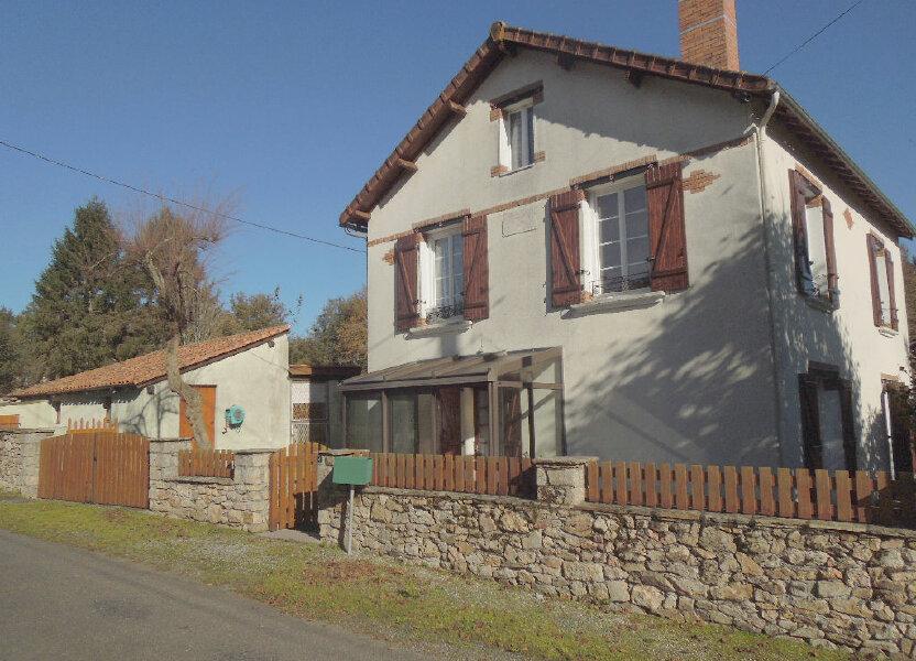 Maison à vendre 110m2 à Chéronnac