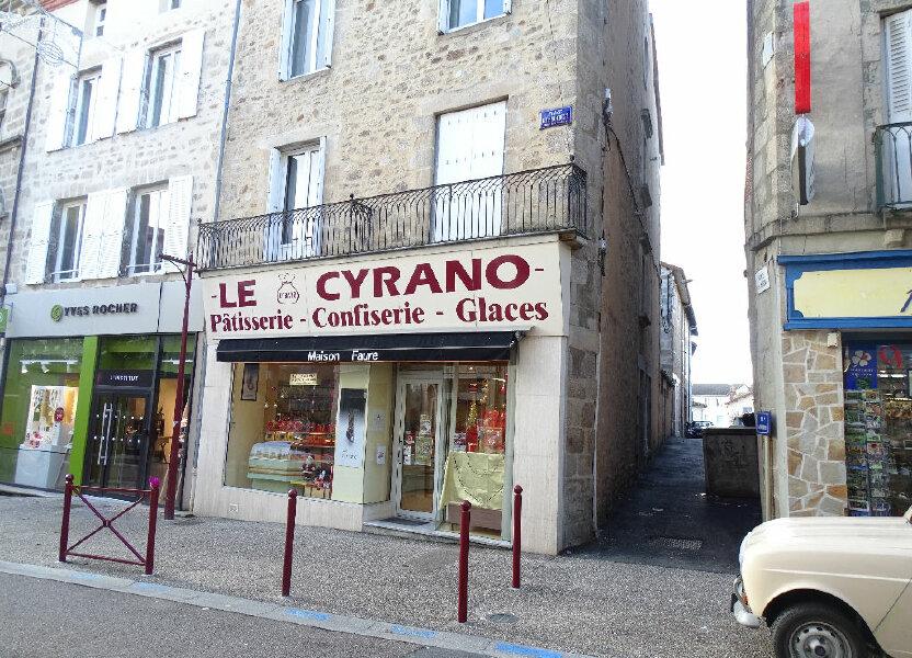 Immeuble à vendre 330m2 à Saint-Junien