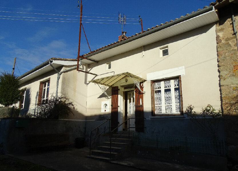 Maison à vendre 120m2 à Videix