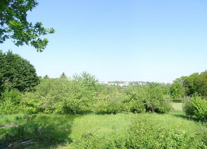 Terrain à vendre 1534m2 à Saint-Junien