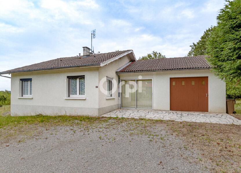 Maison à vendre 90m2 à Chassenon